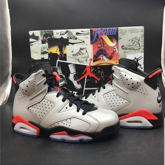 Shoes | Jordan 6 Reflective Infrared